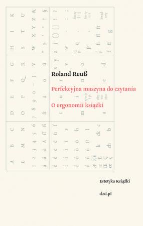 """Okładka książki """"Perfekcyjna maszyna do pisania"""""""