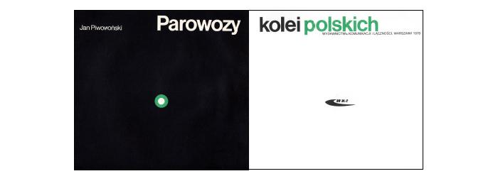 Parowozy kolei polskich, strony tytułowe