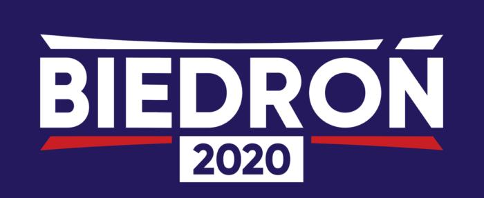 Biedroń 2020 logo