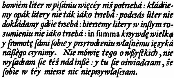 Nowy karakter polski – jak zapisać go dziś?