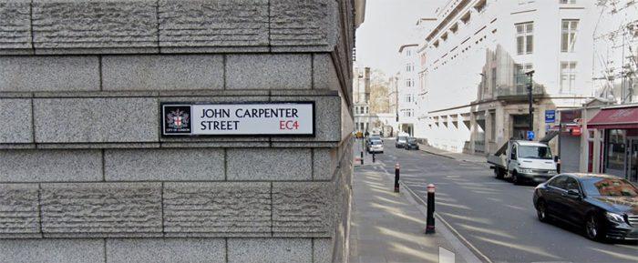 Ulica Johna Carpentera